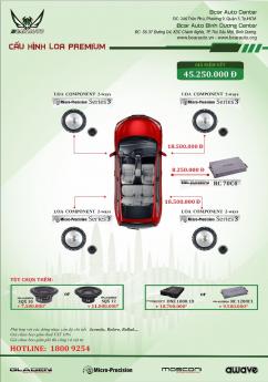 Cấu hình âm thanh Premium 3