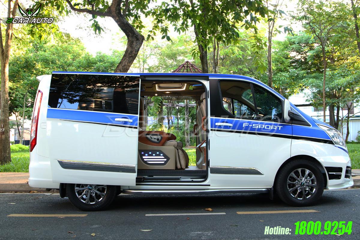 Độ Xe Limousine – Phong Cách Giới Thượng Lưu