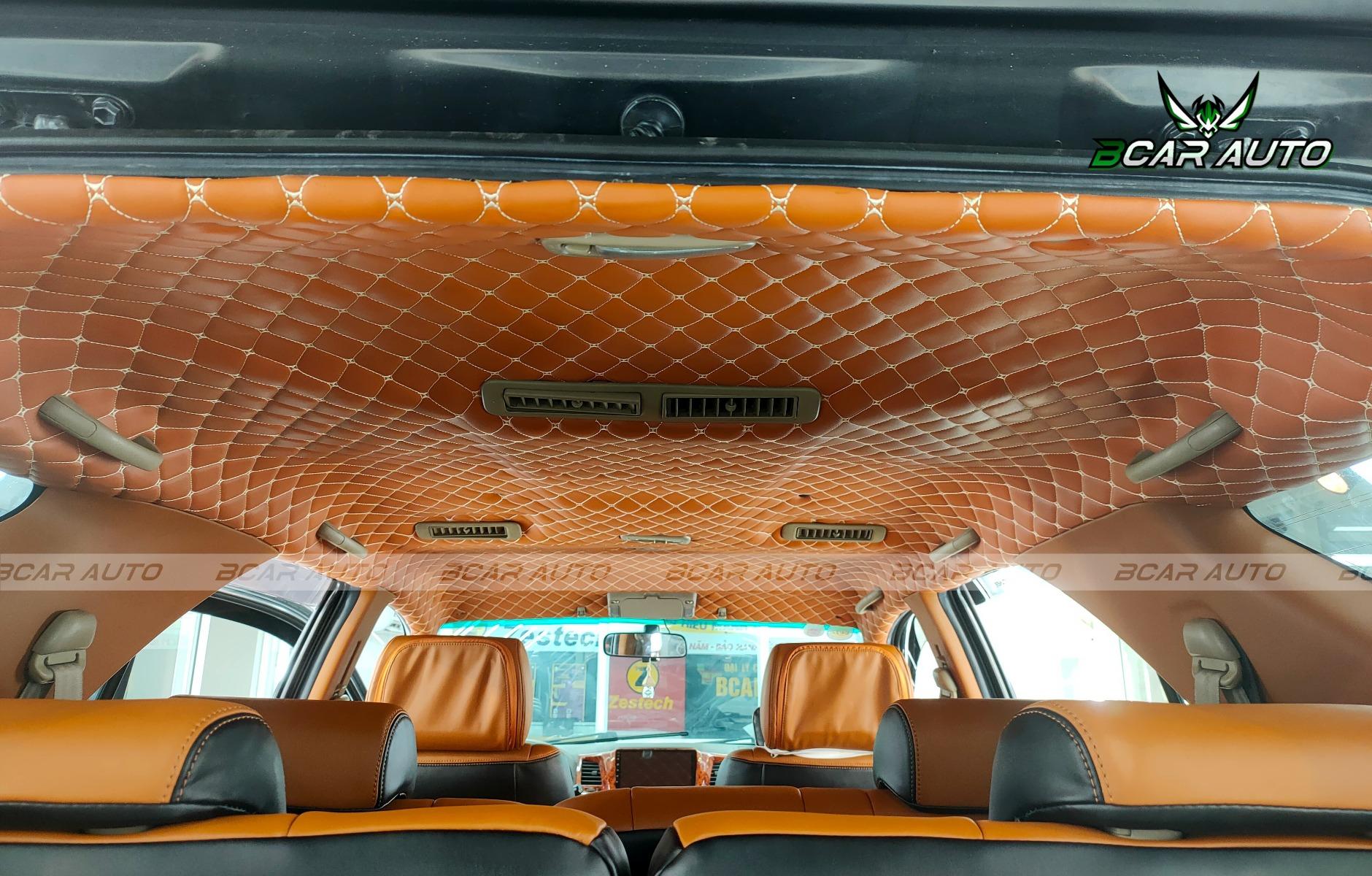 Bọc trần 5d, 6d xe ô tô