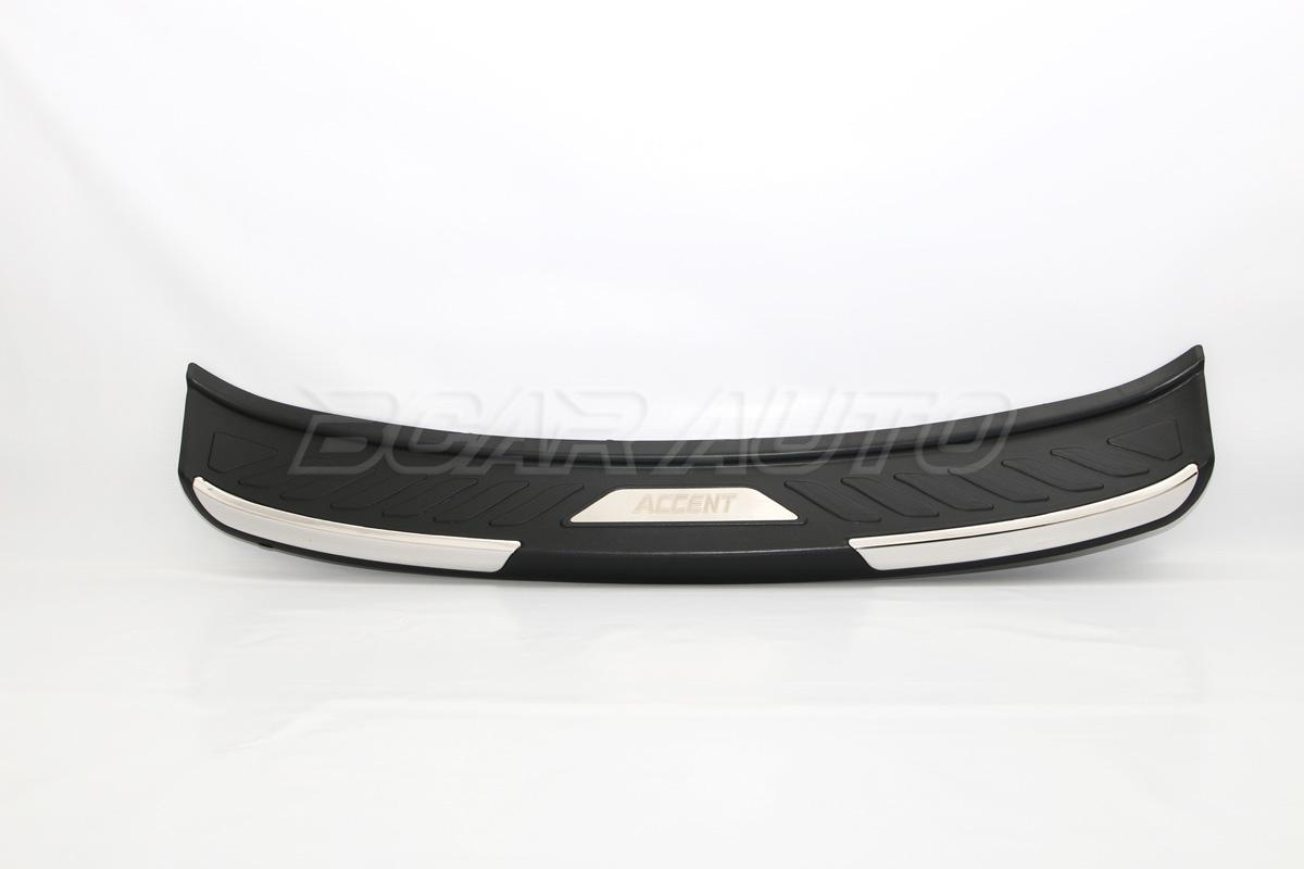 Nẹp chống trầy cốp ngoài là phụ kiện được ốp chắc chắn vào phần cốp phía ngoài xe ô tô, có bộ nẹp giúp phần thành cốp thêm thẩm mỹ và chống trầy xước hiệu quả.