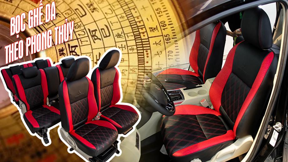 Bọc ghế da theo phong thủy