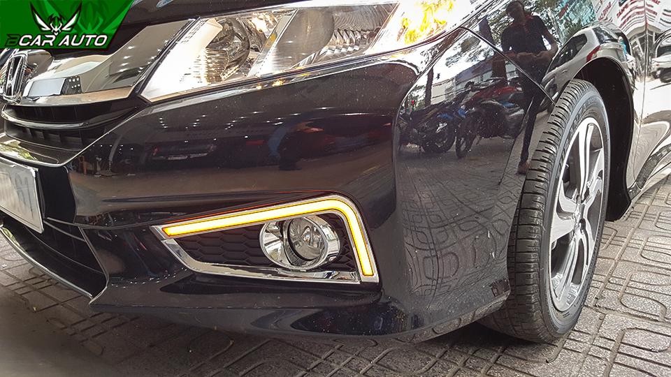Độ đèn xe ô tô