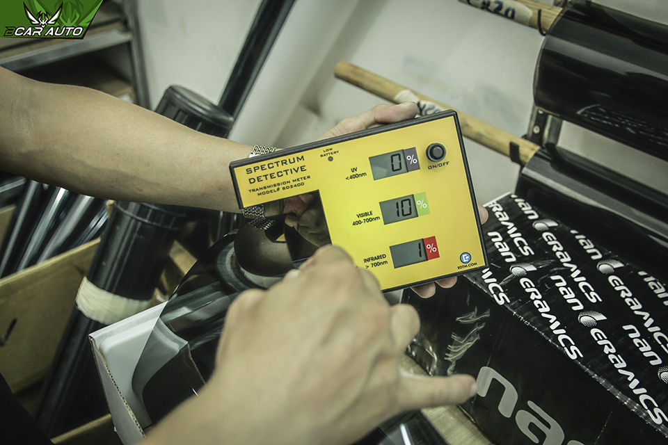 Máy đo phim cách nhiệt Bcar Auto